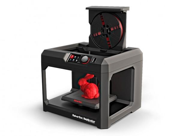 Фотография 3D принтера MakerBot Replicator 5th Generation (1)