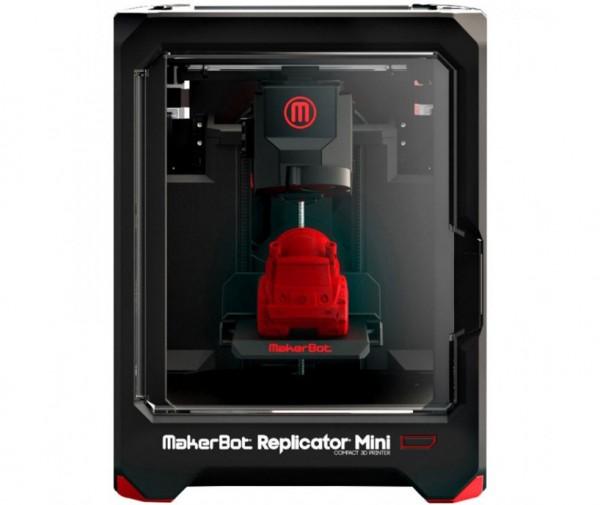 Фото 3D принтера Hercules MakerBot Replicator Mini (1)