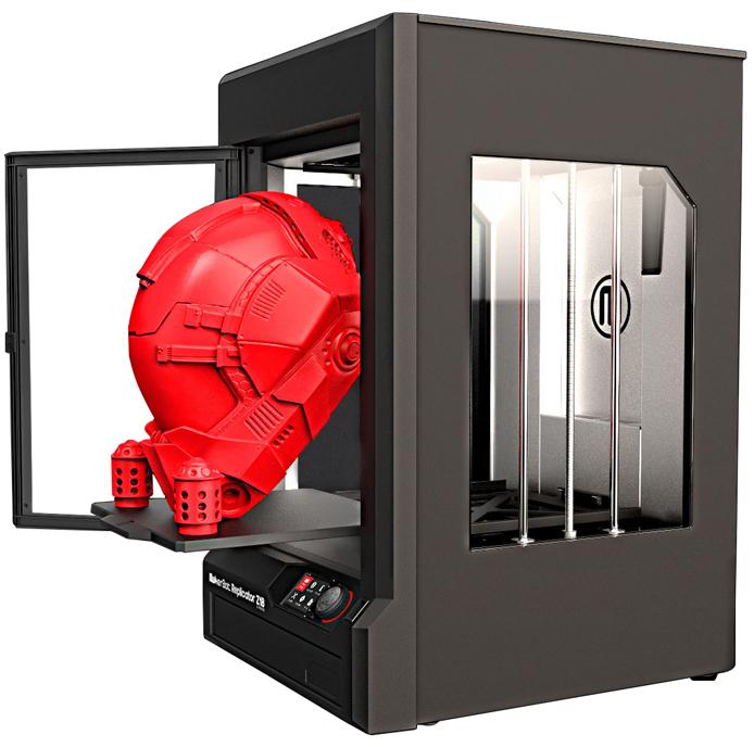 Фотография 3D принтера MakerBot Replicator Z18 (1)