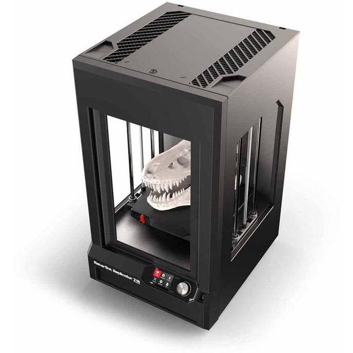 Фотография 3D принтера MakerBot Replicator Z18 (3)