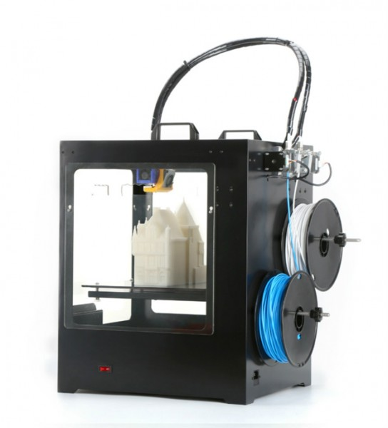 Фотография 3D принтера Mankati fullscale XT plus (1)