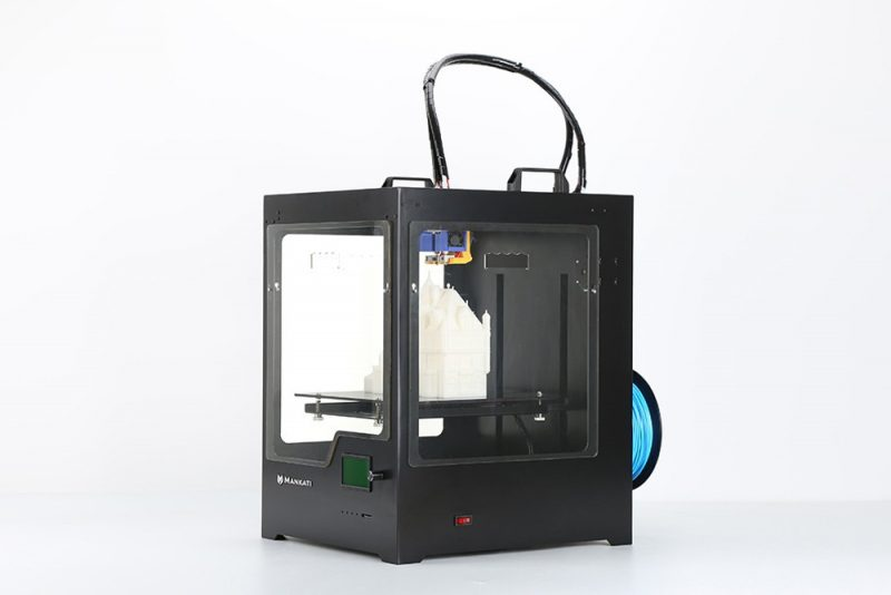 Фотография 3D принтера Mankati fullscale XT plus (3)