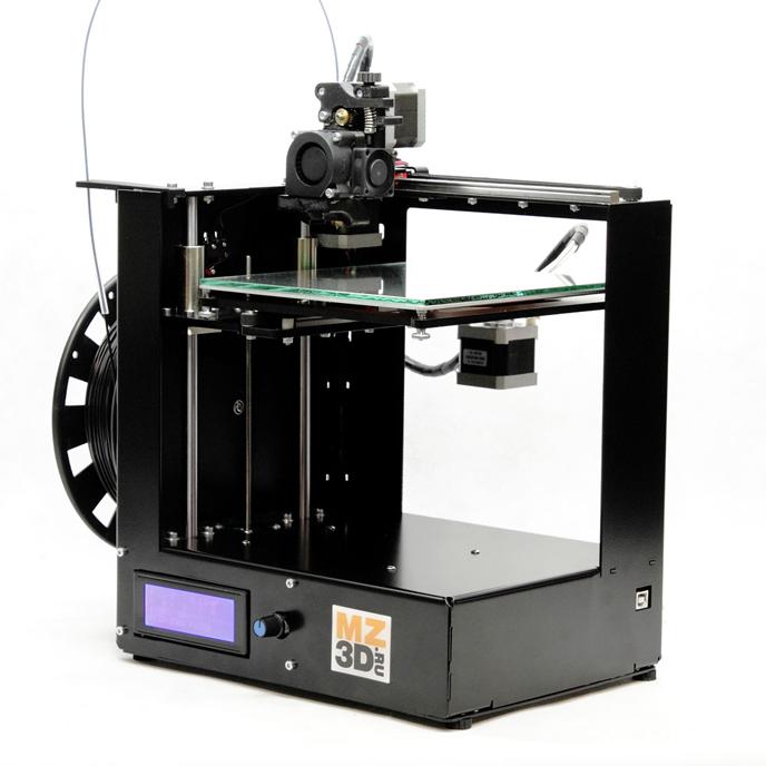 Фото 3D принтера MZ3D-330 (1)