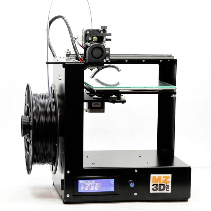 Фото 3D принтера MZ3D-330 (2)