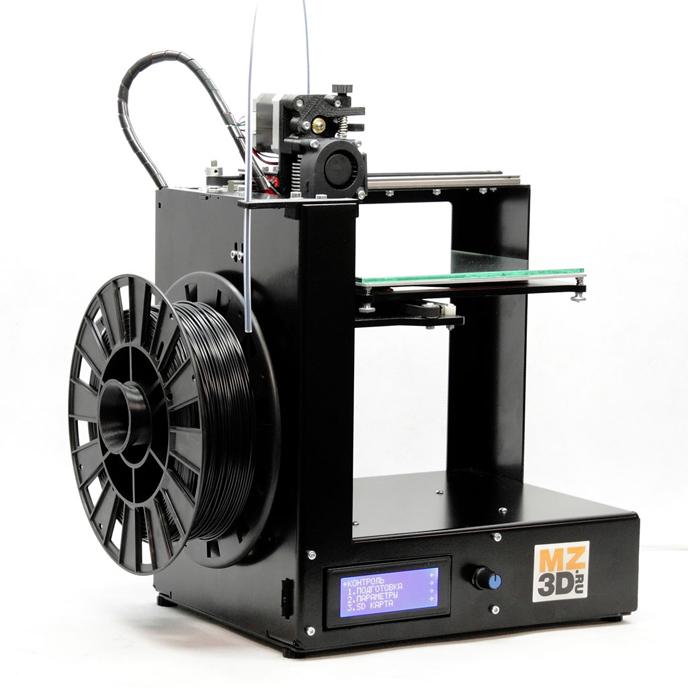 Фото 3D принтера MZ3D-330 (3)