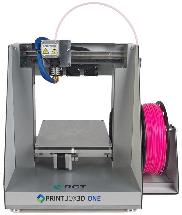 Фотография 3D принтера PrintBox3D One (1)