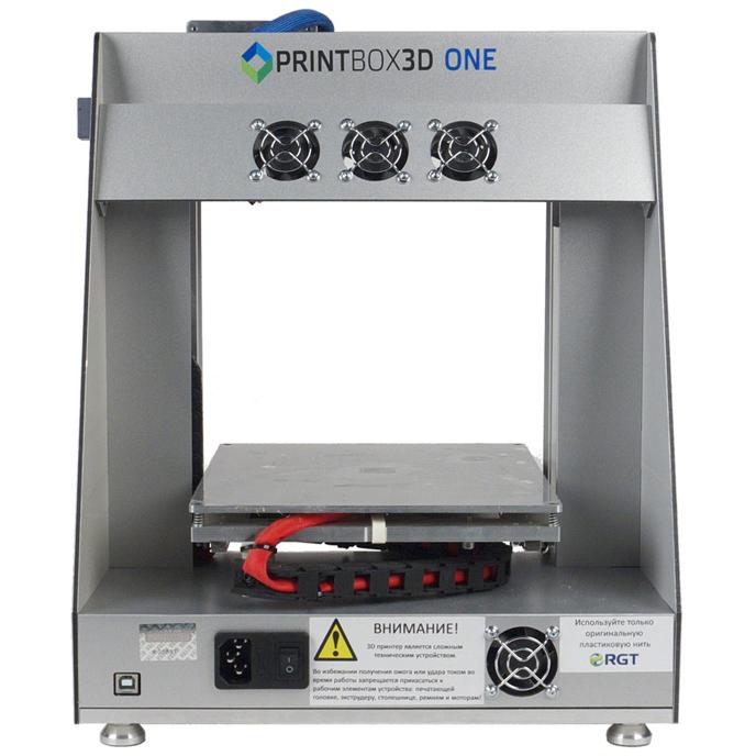 Фотография 3D принтера PrintBox3D One (2)