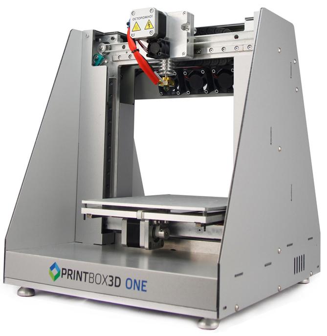 Фотография 3D принтера PrintBox3D One (3)