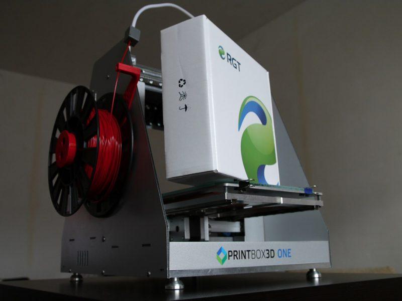 Фотография 3D принтера PrintBox3D One (6)