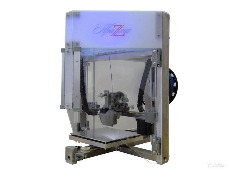 Фотография 3D принтера ПриZма Окта 2.0 A (2)
