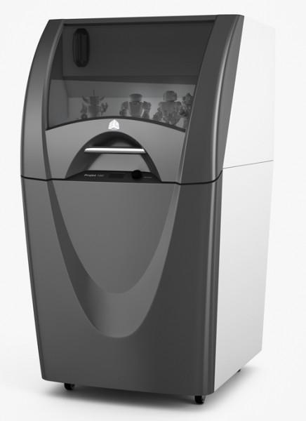 Фотография 3D принтера ProJet 160 (ZPrinter 150) (1)