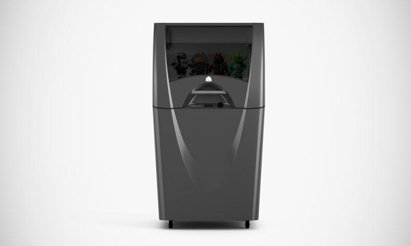Фотография 3D принтера ProJet 160 (ZPrinter 150) (3)
