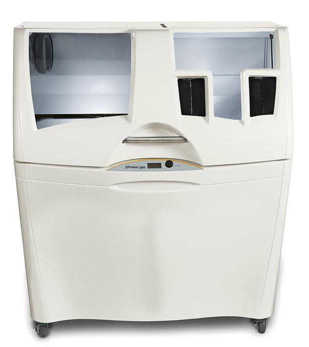 Фотография 3D принтера ProJet 360 (ZPrinter 350) (3)