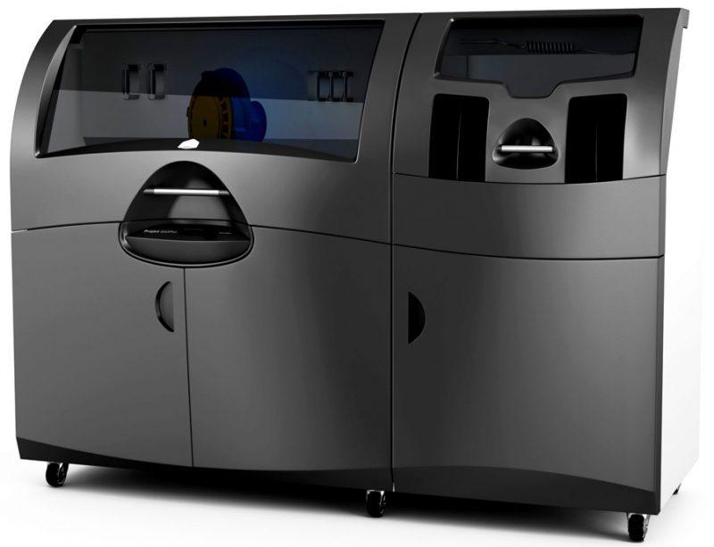 Фотография 3D принтера ProJet 660 Pro(ZPrinter 650) (1)