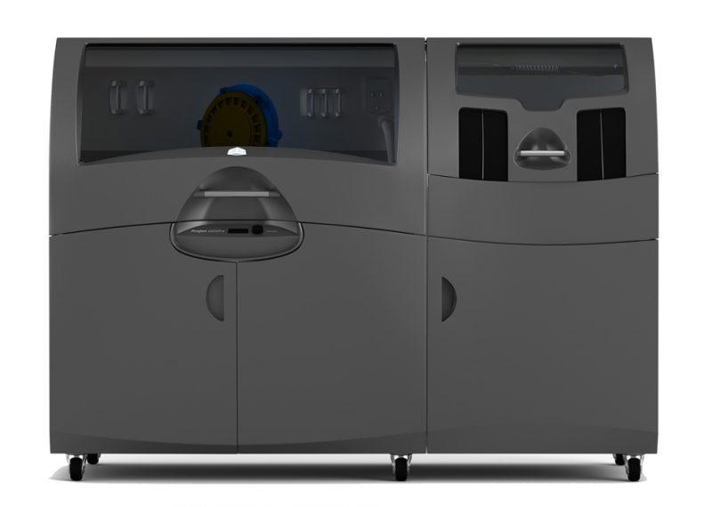 Фотография 3D принтера ProJet 660 Pro(ZPrinter 650) (3)
