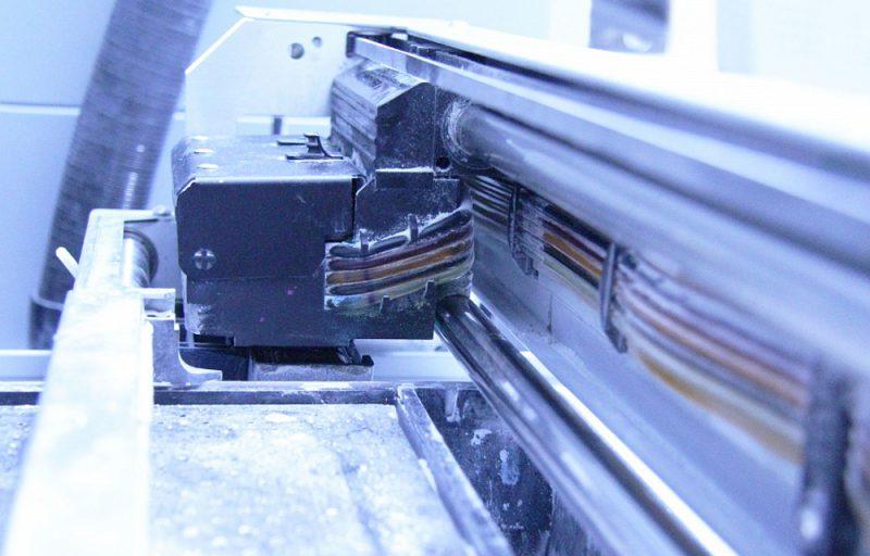 Фотография 3D принтера ProJet 660 Pro(ZPrinter 650) (4)