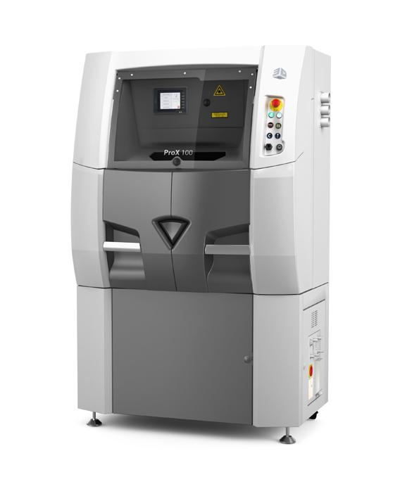 Фотография 3D принтера ProX 100