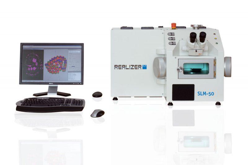 Фотография 3D принтера Realizer SLM 50 (3)