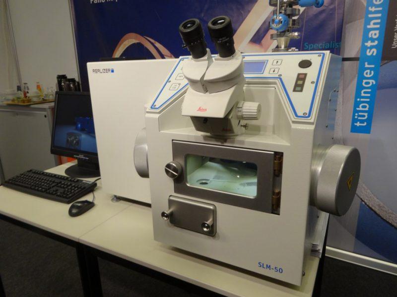 Фото 3D принтера Realizer SLM 50 (4)