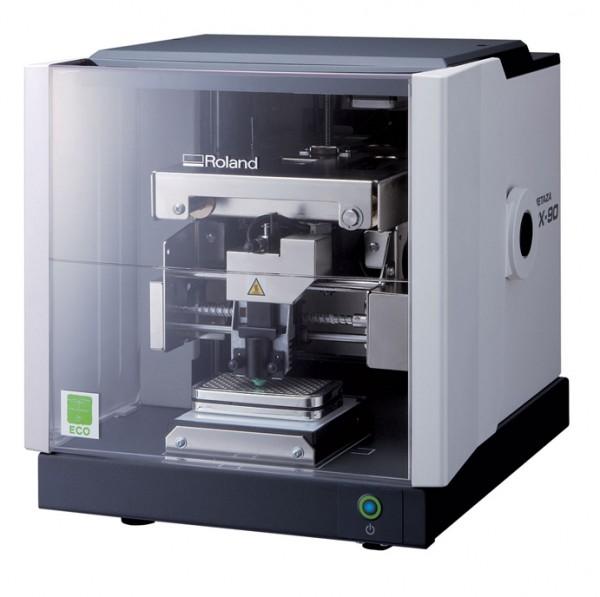 Фото 3D принтера Roland MPX-90 1
