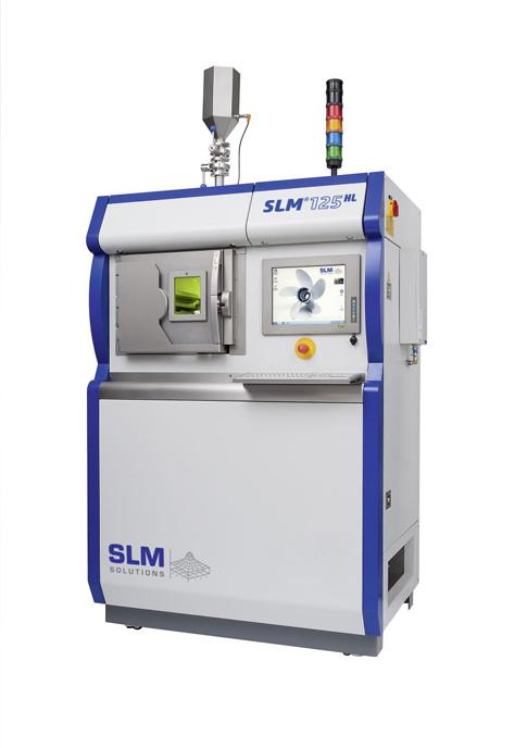 Фотография 3D принтера SLM 125 HL (1)