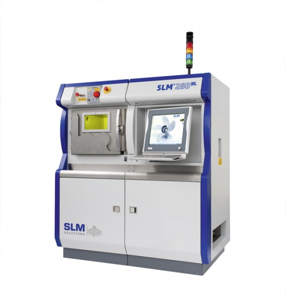 Фотография 3D принтера SLM 280 HL (1)