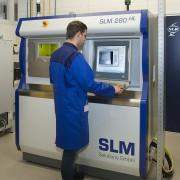 3D принтер SLM 280 HL  (3)