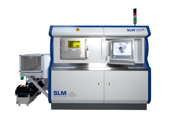 Фотография 3D принтера SLM 500 HL (1)