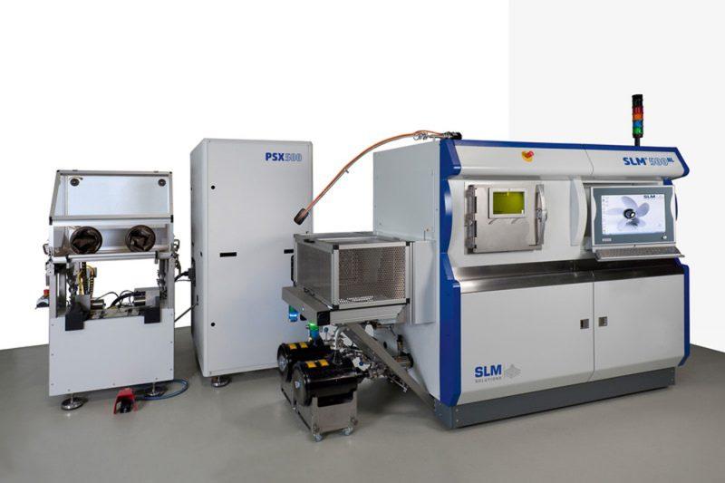 Фото 3D принтера SLM 500 HL (2)