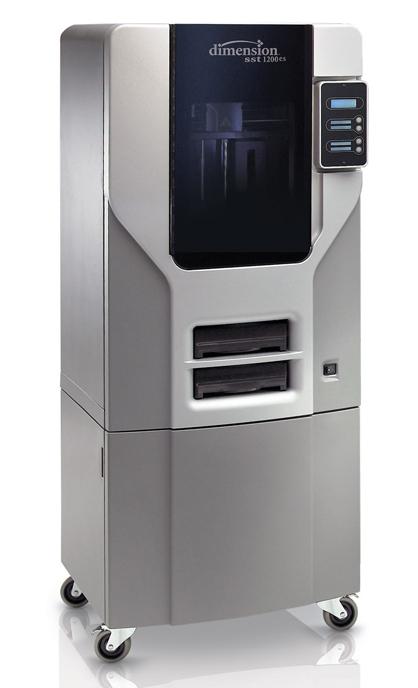 Фото 3D принтера Stratasys Dimension 1200es 1