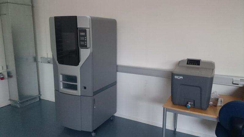 Фото 3D принтера Stratasys Dimension 1200es 3