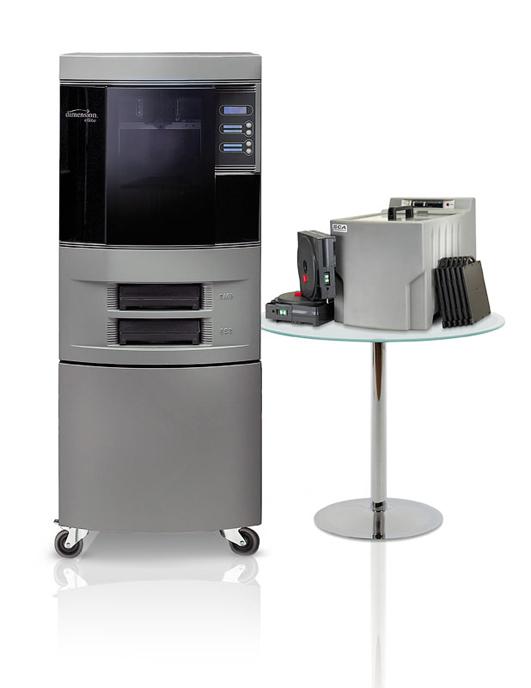 Фото 3D принтера Stratasys Dimension Elite 1