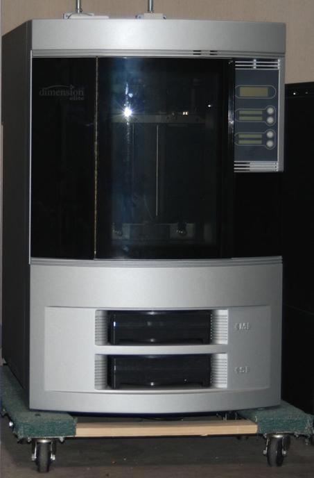 Фото 3D принтера Stratasys Dimension Elite 2
