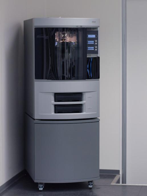 Фото 3D принтера Stratasys Dimension Elite 3