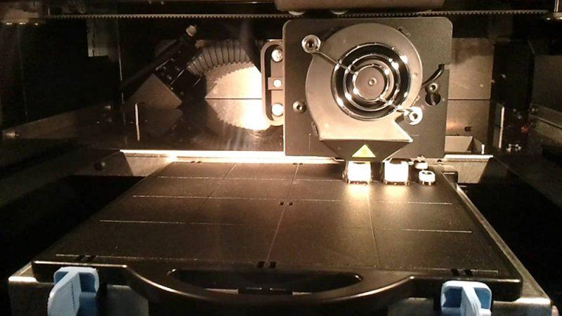 Фото 3D принтера Stratasys Dimension Elite 4
