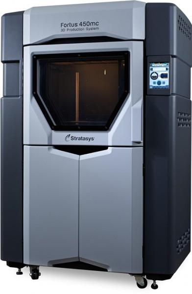 Фото 3D принтера Stratasys Fortus 380/450mc 1