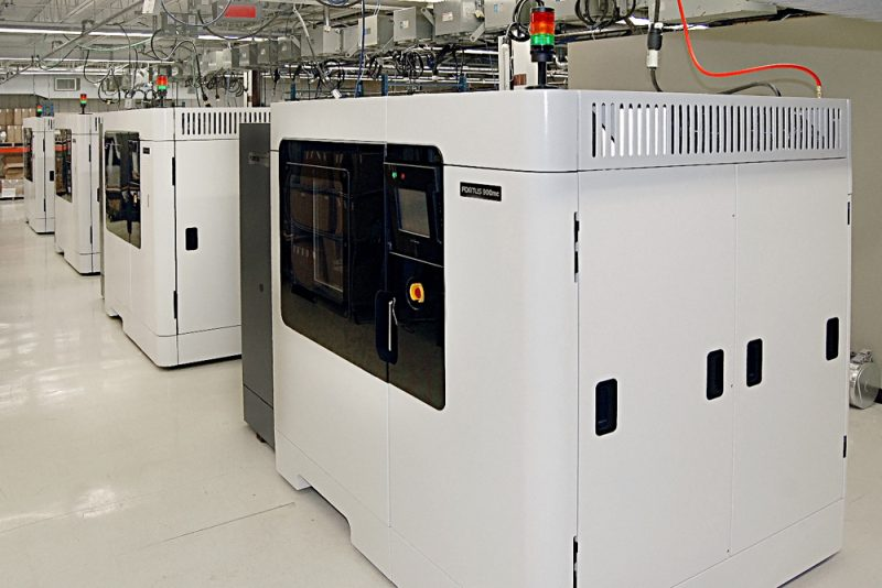 Фото 3D принтера Stratasys Fortus 900mc 4