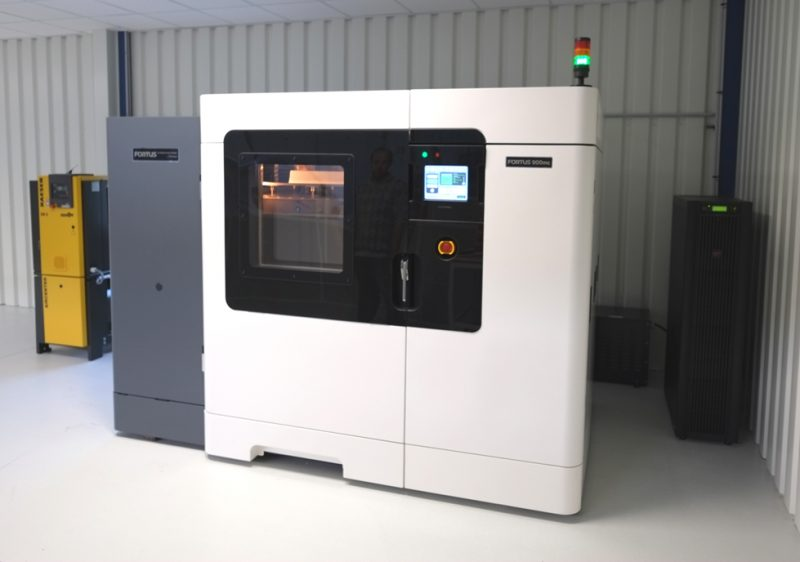 Фото 3D принтера Stratasys Fortus 900mc 5