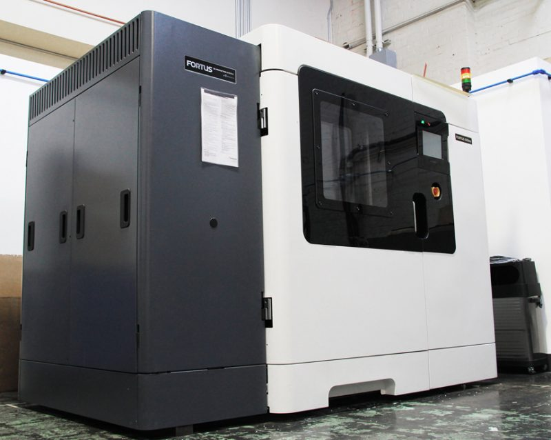 Фото 3D принтера Stratasys Fortus 900mc 6