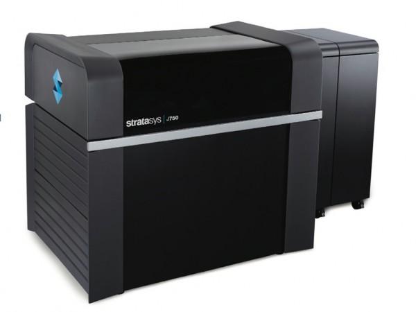 Фото 3D принтера Stratasys J750 1