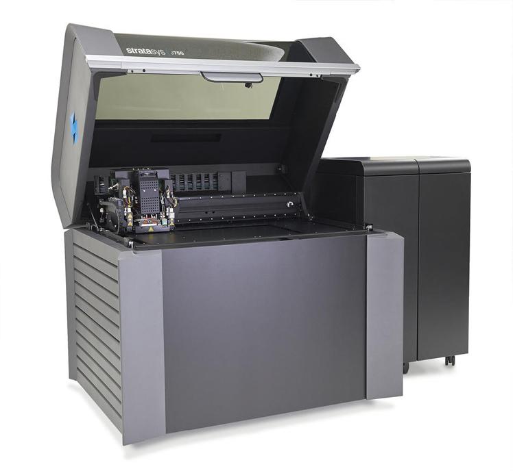Фото 3D принтера Stratasys J750 2