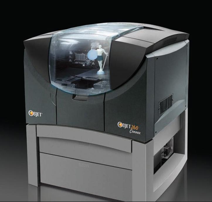 Фото 3D принтера Stratasys Objet260 Connex3 2