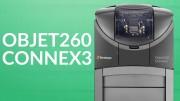 3D принтер Stratasys Objet260 Connex3 3