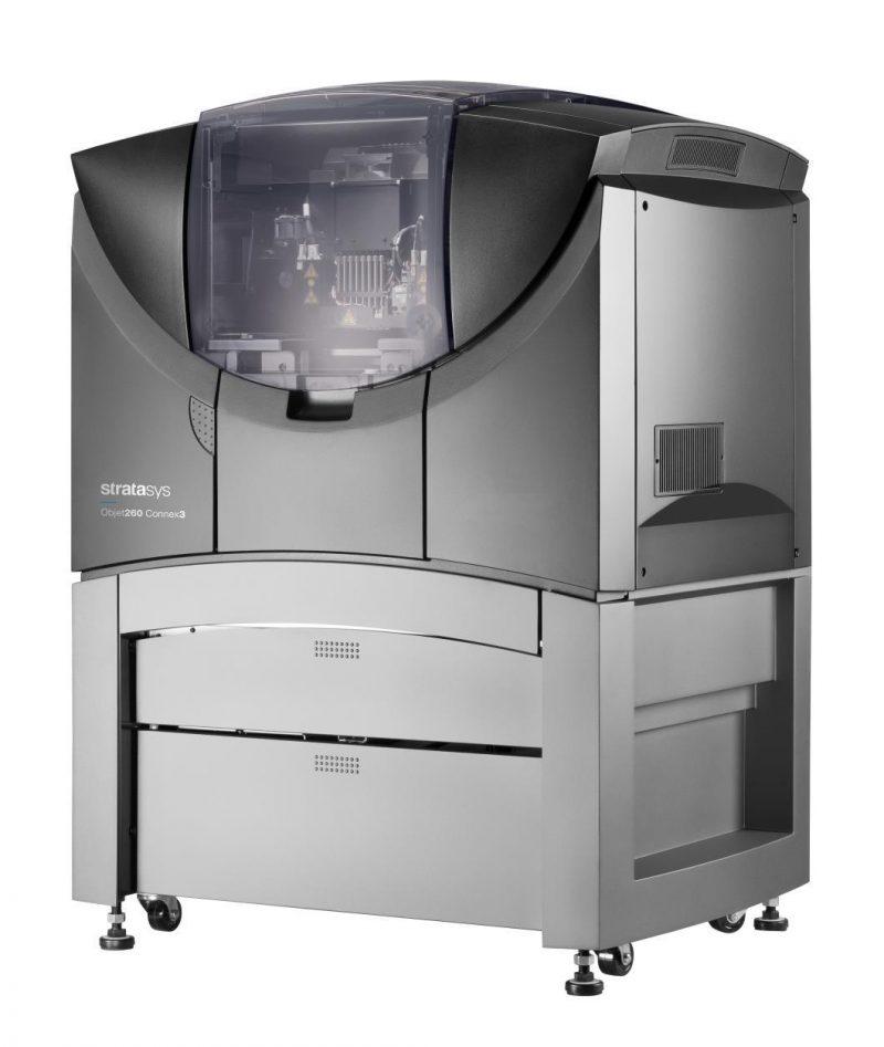 Фото 3D принтера Stratasys Objet260 Connex3 4
