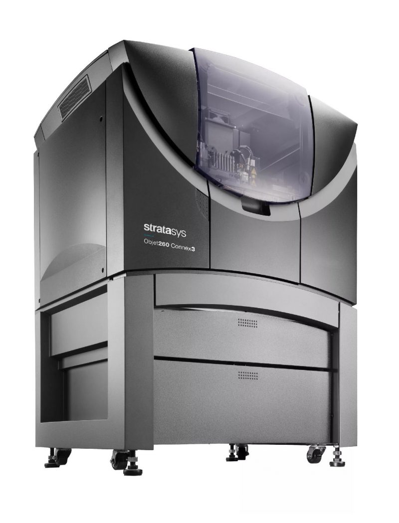 Фото 3D принтера Stratasys Objet260 Connex3 5