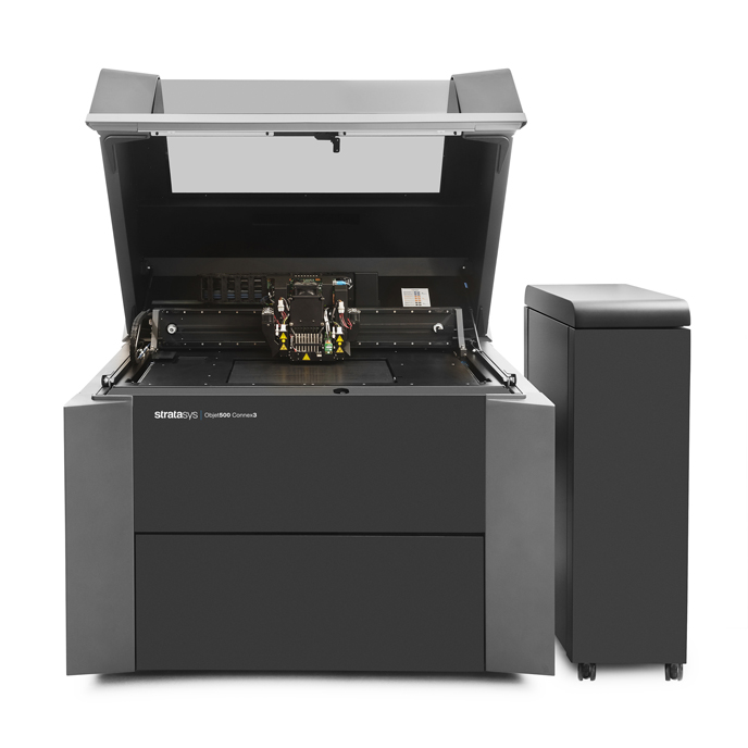 Фото 3D принтера Stratasys Objet350/500 Connex3 2