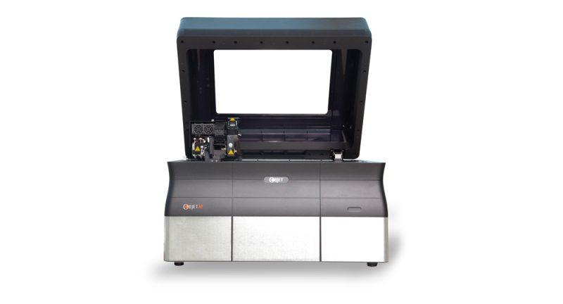 Фото 3D принтера Stratasys Objet 30 3