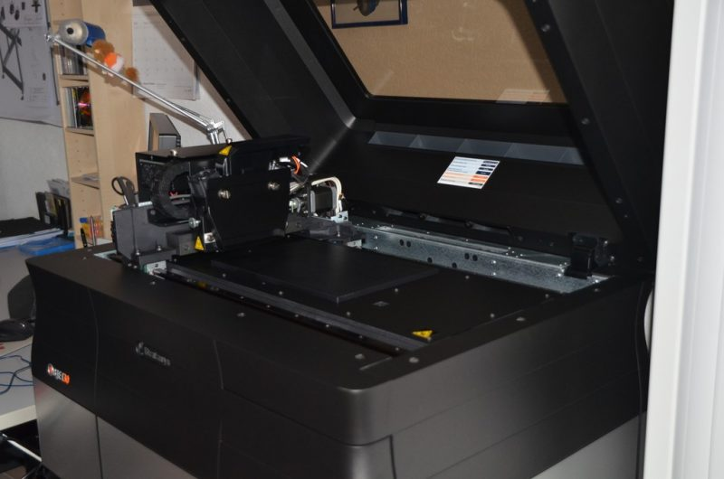 Фото 3D принтера Stratasys Objet 30 4