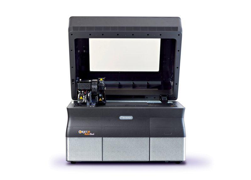 Фото 3D принтера Stratasys Objet 30 Orthodesk 3