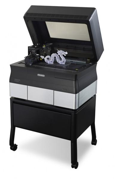 Фото 3D принтера Stratasys Objet 30 Prime 1